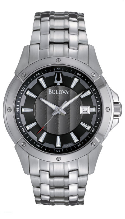 Bulova Watches - Bracelet - Bulova Men's Watches 96B169