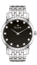 Bulova Watches - Diamond - Bulova Men's Watches 96D106