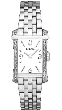 Bulova Watches- Ladies diamond watches 96R186