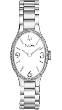 Bulova Watches- Ladies diamond watches 96R191