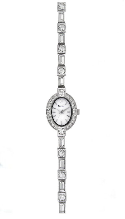 Bulova Watches - Crystal - Bulova Ladies Watch 96T49