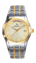 Bulova Watches - Bracelet - Bulova Men's Watches 98C60