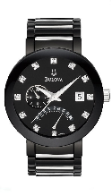Bulova Watches - Diamond - Bulova Men's Watches 98D109