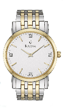 Bulova Watches - Diamond - Bulova Men's Watches 98D114