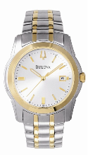 Bulova Watches - Bracelet - Bulova Men's Watches 98H18