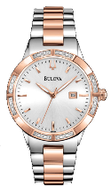 Bulova Watches- Diamond - Bulova Ladies Watch 98R169