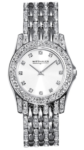 Wittnauer Watches - Wittnauer Crystal Men's Watches10A04
