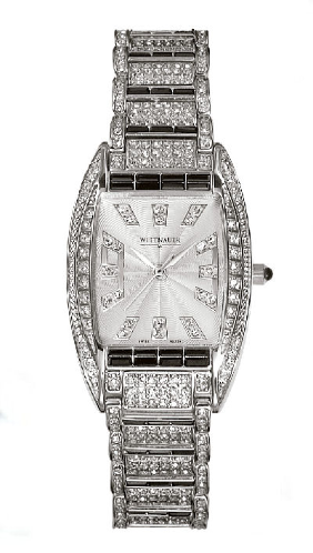 Wittnauer Watches - 10L021 Wittnauer Krystal Ladies Watch