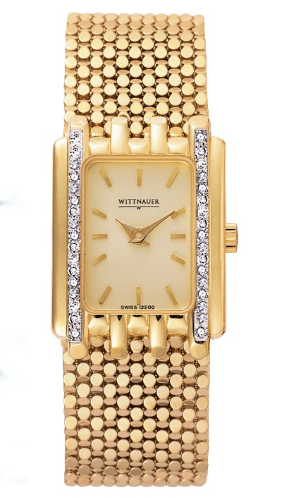 Wittnauer Watches - Wittnauer Metropolitan Men's Watches (Cosmopolitan) 12E00