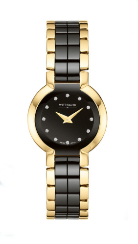 Wittnauer Watches - Wittnauer Ceramic Ladies Watch 12P103