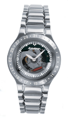 Accutron Watches - Accutron Spaceview 21 - 8750 Men's Watches 26B06 Accutron Replacement Watch Band