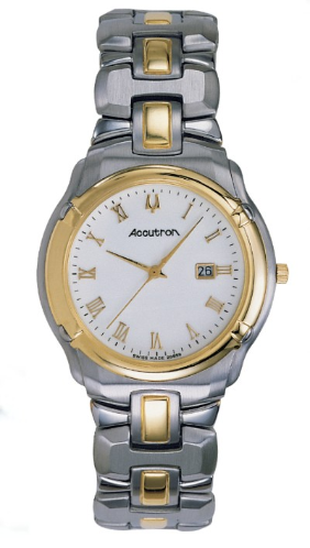Accutron Watches - 28B59 Accutron Barcelona Collection - Men's Watches