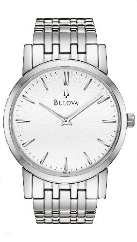 Bulova Watches - Bracelet - Bulova Men's Watches 96A115