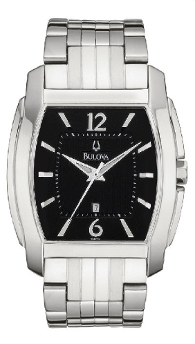 Bulova Watches - Bracelet - Bulova Men's Watches 96B112
