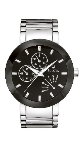 Bulova Watches - Bracelet - Bulova Men's Watches 96C105