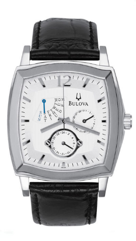 Bulova Watches - Strap - 1960 Bulova Men's Watches 96C35 - replacement strap