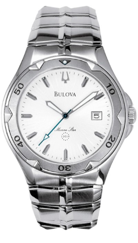 Bulova Marine Star Watch - Bulova Men's Watches 96G37