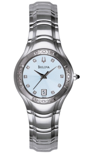 Ladies Bulova watch additional link-96R02
