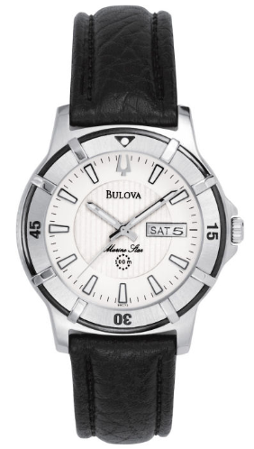 Bulova Marine Star Watch - Bulova Men's Watches 98C72