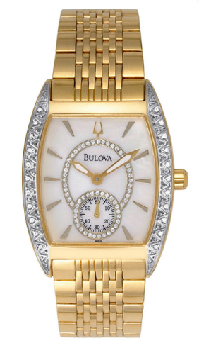 Ladies Diamond Watch 98W05 Bulova 1278 Replacement Watch Crystal