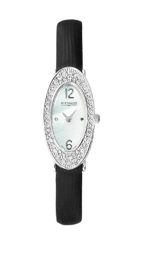 Wittnauer Watches Replacement Watch Band - 1813 Wittnauer Krystal Ladies Watch  10L15