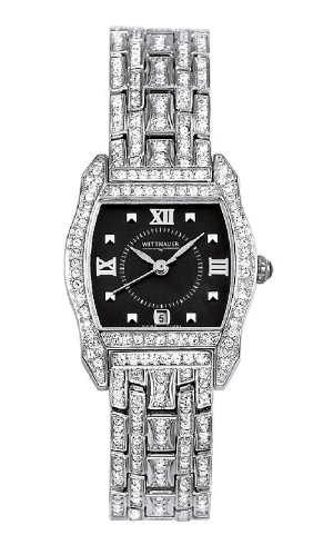 Wittnauer Watches - 10M04 Wittnauer Krystal Ladies Watch