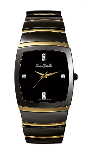 Wittnauer Watches - Wittnauer Ceramic Men's Watches 12D004