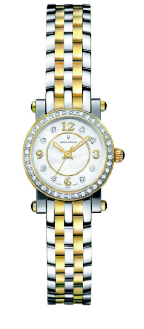 Accutron Watches - 28R016 Accutron Courchevel - Ladies Watches