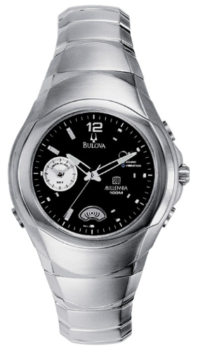 Bulova Millennia Watch - Bulova Men's Watches 96A17