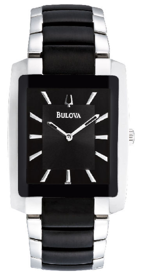 Bulova Watches - Bracelet - Bulova Men's Watches 98A117