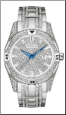 Wittnauer Watches - 10B101 Wittnauer Krystal Men's Watch