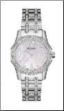 Wittnauer Watches - 10L104 Wittnauer Krystal Ladies Watch
