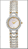 Wittnauer Watches - Wittnauer Krystal Ladies Watch 12L06BB-DD