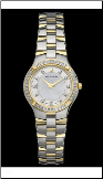 Accutron Watches - Accutron Barcelona Collection - Ladies Watch 28R122