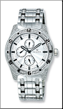 Bulova Watches- Crystal - Bulova Men's Watches 96C106