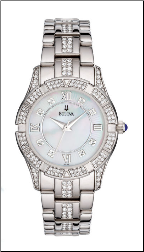 Bulova Watches - Crystal - Bulova Ladies Watch 96L116