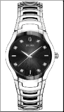 Bulova Watches- Bulova Ladies Watch 96P146