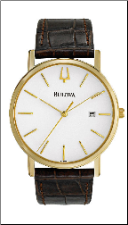Bulova Watches - Strap - Bulova Men's Watches 97B100