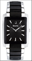 Men's Bulova watch additional link-98A117