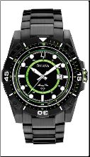 Bulova Watches- Marine Star - Bulova Men's Watch 98B178