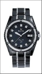 Bulova Marine Star Watch - Bulova Men's Watches  98D107