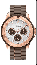 Bulova Watches- Bracelet - Bulova Ladies Watch 98N103