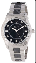 Bulova Watches- Diamond - Bulova Ladies Watch 98P136