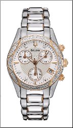 Bulova Watches - Anabar Ladies diamond watches 98R149
