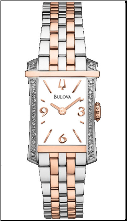 Bulova Watches- Diamond - Bulova Ladies Watch 98R186