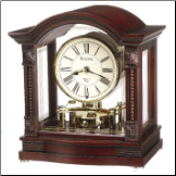 Home & Office Clocks Traditional Collection - Bulova Clock.