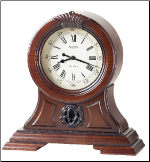 Bulova Clocks -  HOME & OFFICE CLOCKS MANTEL