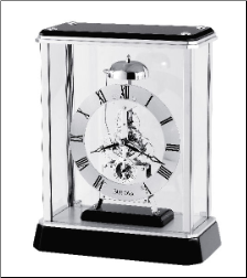 Bulova Clocks - HOME & OFFICE CLOCKS TABLETOP