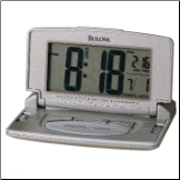 Home & Office Clocks Travel Collection - Bulova Clock.