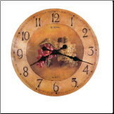 Home & Office Clocks Country Casual Collection - Bulova Clock.
